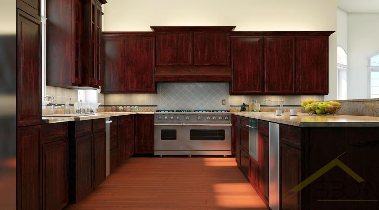 Kitchen interior design in New Jersey