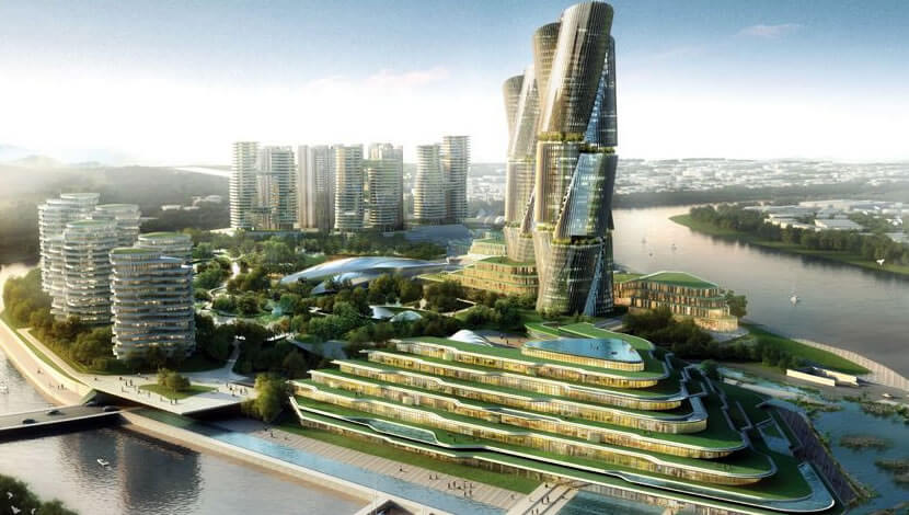 Building Design - Construction industry - Environmental Issues