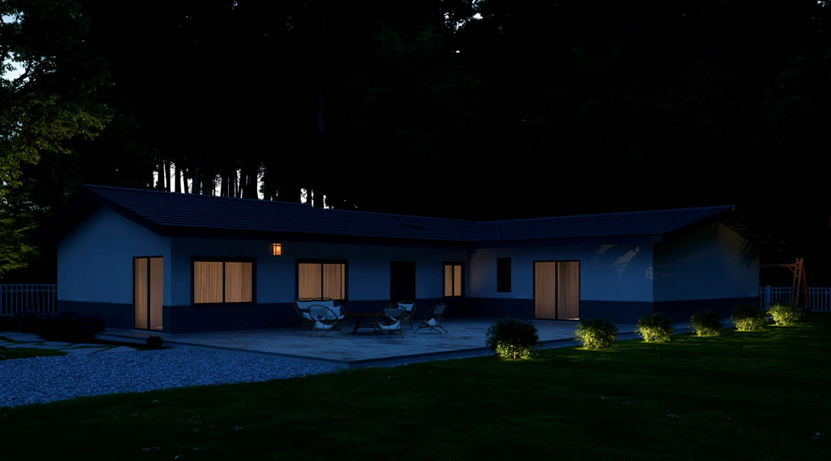 structural engineering services for one story residential building in ST. Helena, California.