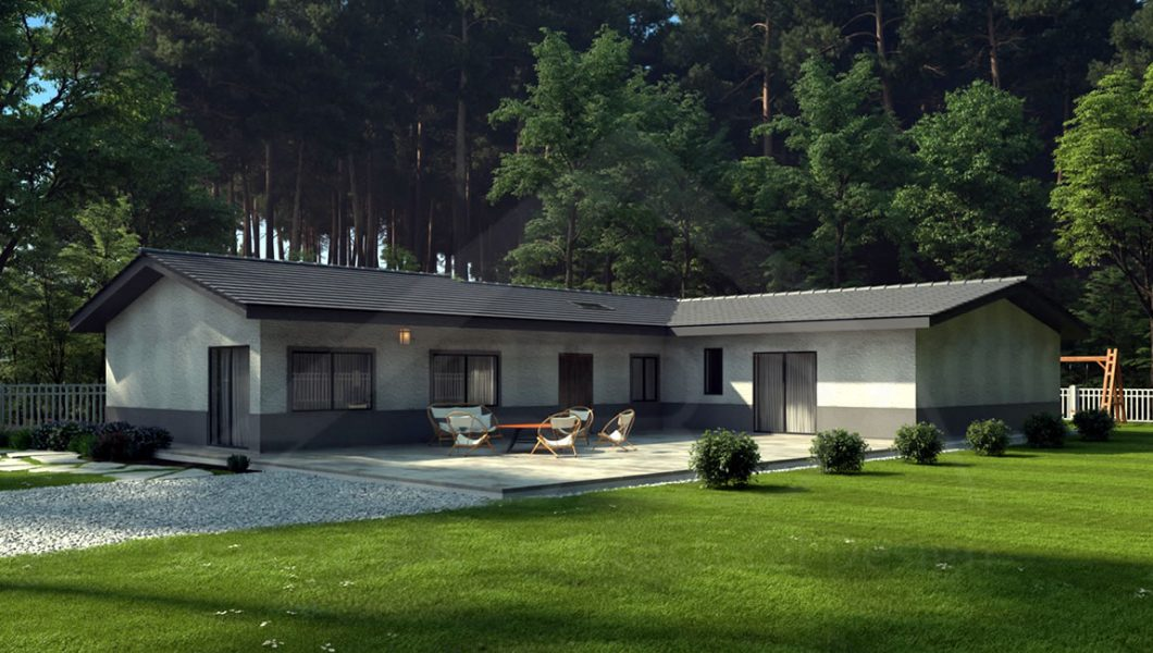 Single story home design St. Helena, California   Residential engineer