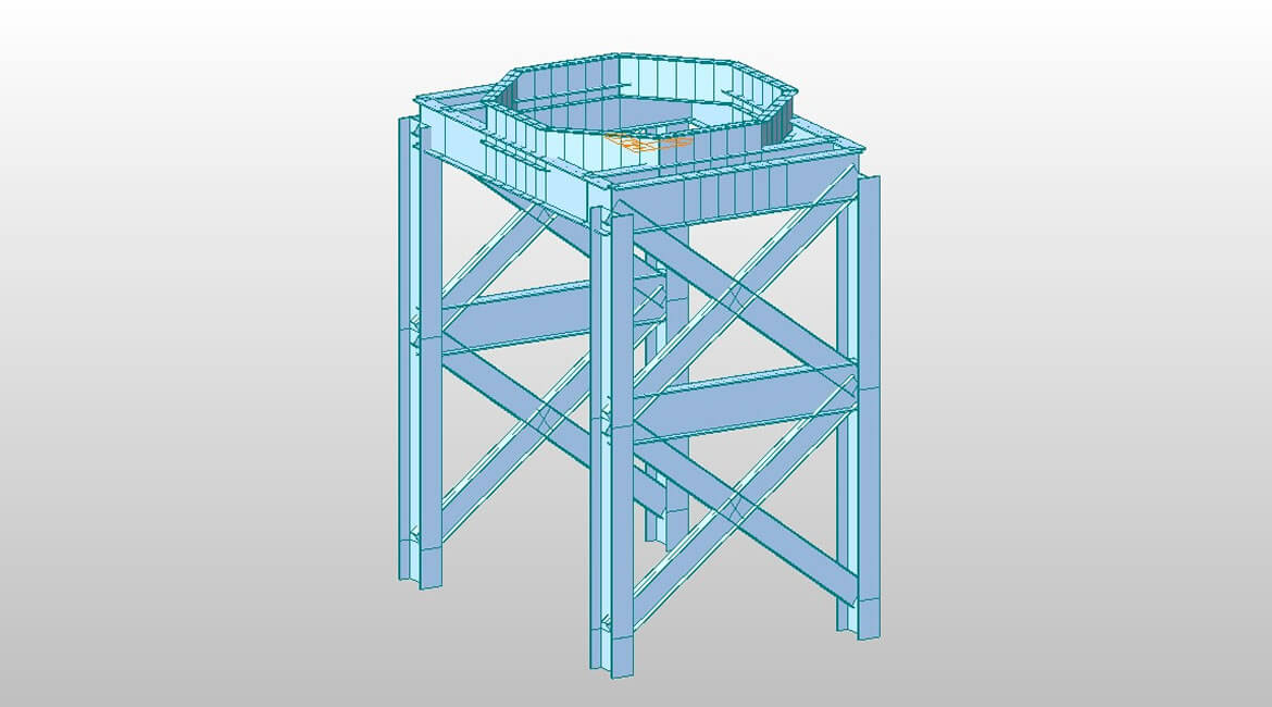 Structural Analysis & Design of a silo