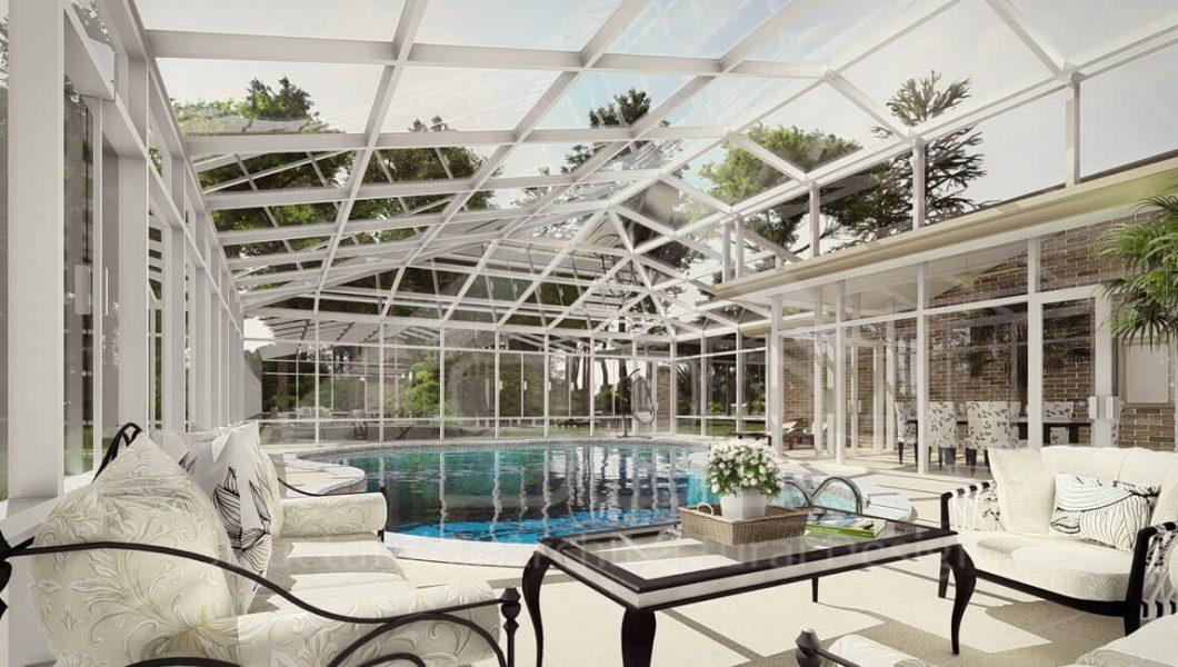 Sun-room design