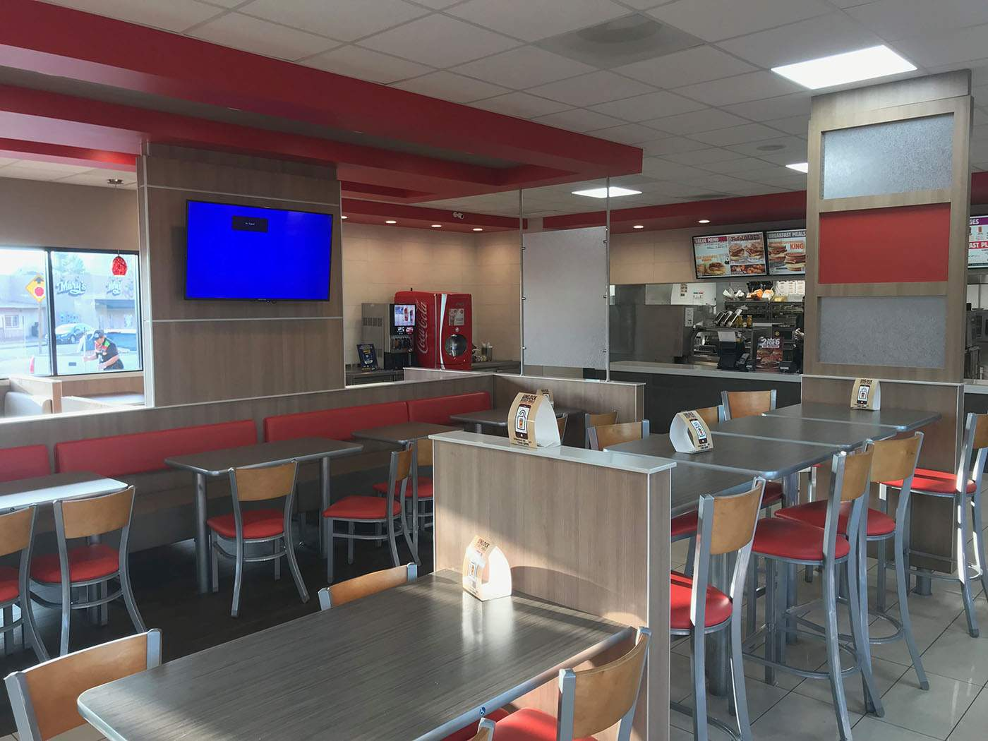 Restaurant Remodeling, Lakeside - Interior and Exterior 3
