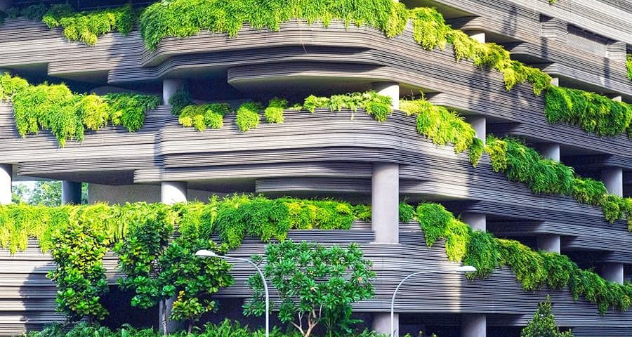 Get into Green Architecture