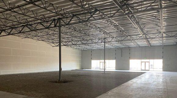 Calculative Grow Facility Carson City, NA MEP Design - 3320 Research Way Carson City, NA