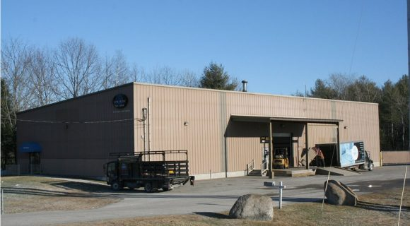 Medical cultivation facility design in Industrial Park Rd, Saco, ME