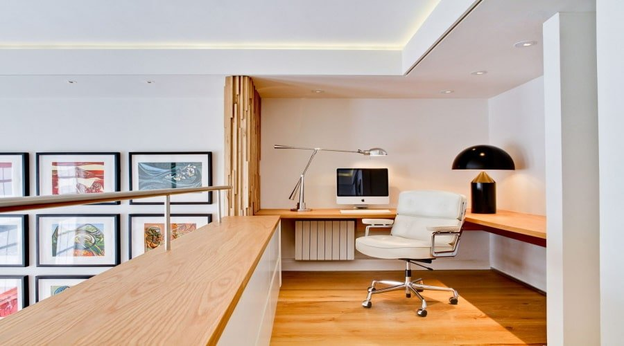 Workspace to your home