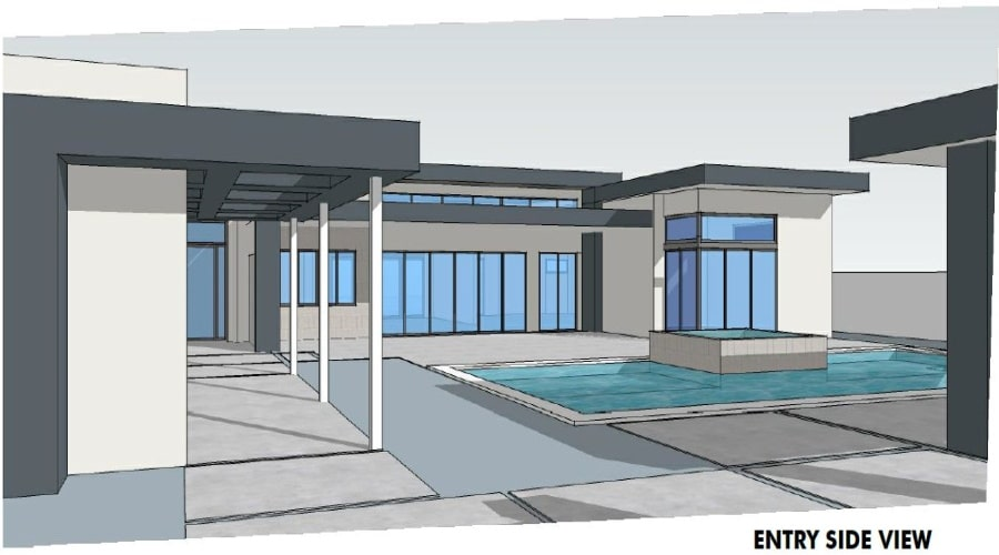 Structural, MEP design and Title 24 for a custom residence